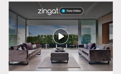 Zingat.com'da ilanlar tek tıkla videoya dönüşüyor!