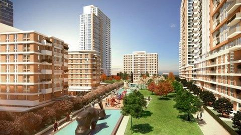Özlenen mahalle yaşamı Nurol Park'ta