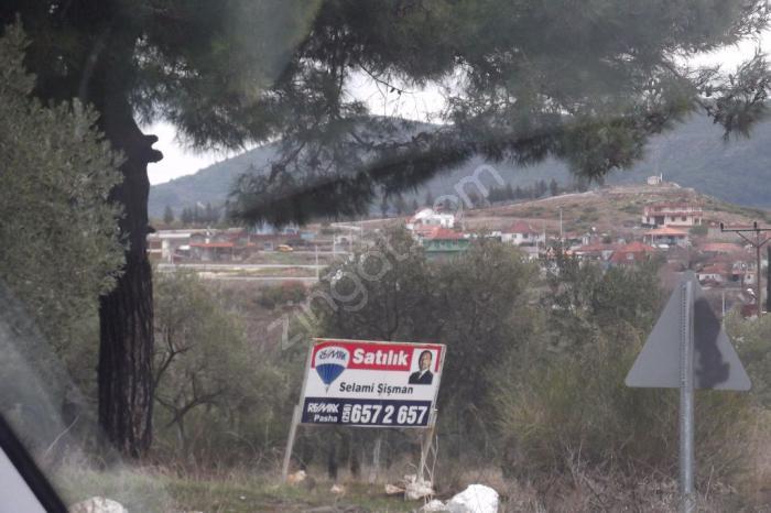 Kuşadası Çınarköy'de 6.400 M2 Arazi