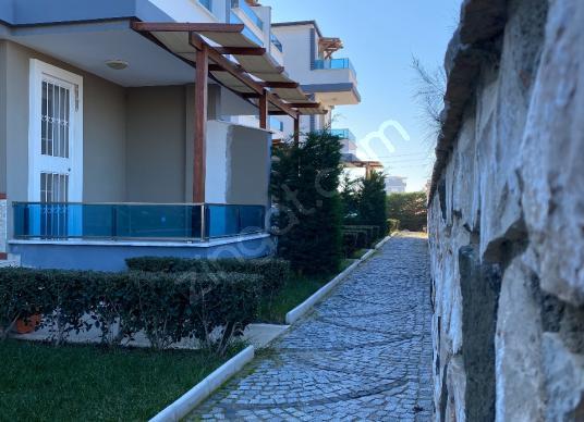 DİDİM EFELER'DE BÜYÜK FIRSAT 3+1 MÜSTAKİL VİLLA KREDİYE UYGUNDUR - Bahçe