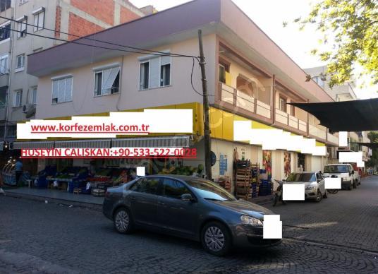 DİKİLİDE SATİLİK MUHTESEM BİNA-MERKEZDE-2 KATLİ - undefined