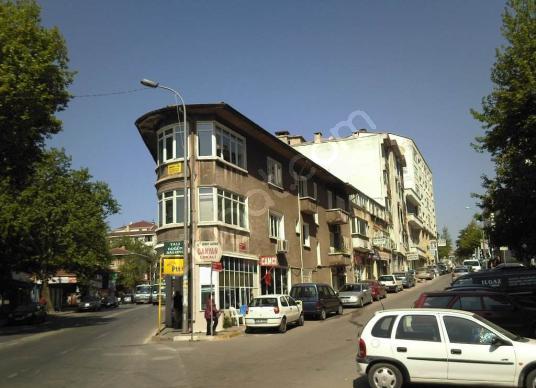 MERKEZİ KONUMDA KİRACILI 20 M2 DÜKKAN - Sokak Cadde Görünümü