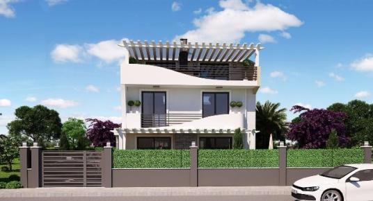 Köyceğiz merkezde satılık akıllı sistem ultra lüks villa - undefined