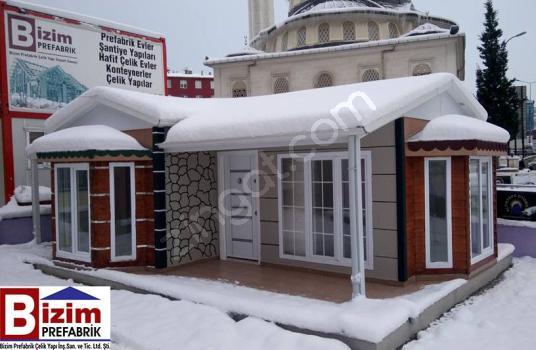 43 m2 Prefabrik Türkiye'nin Bütün İllerine Hizmet Veren Firmamız