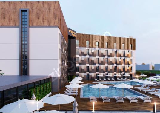 Dalaman 146 odalı Otel Satılık Kısmen Daire ve Arazi Takası Olur - undefined