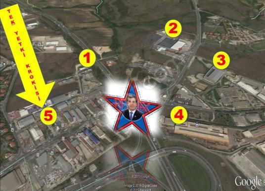 Arnavutköy Hadımköy sanayide acil satılık fırsat fabrika