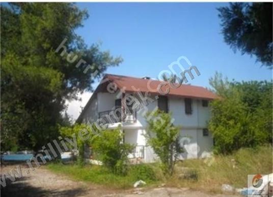 Antalya Aksu Hacıaliler'de Satılık Çiftlik - Dış Cephe