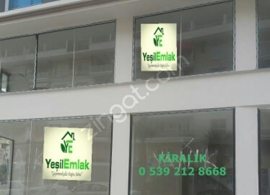 yeşil emlaktan devlet bahçeli bulvarında 88 m2 kiralık işyeri.