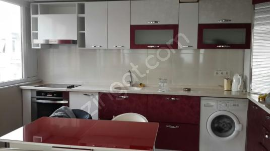 50 square meters 2+1 bedrooms Apartment For Sale in Konak, İzmir - Mutfak