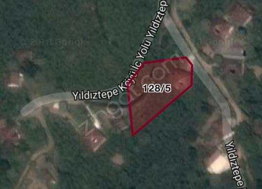 Gümüşova Yıldıztepe Köyü'de Satılık Bahçe