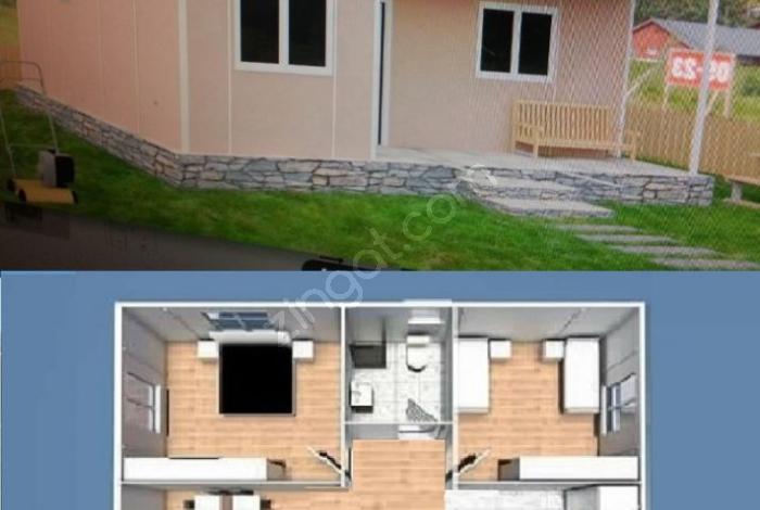 ikinci el prefabrik ev fiyatlari