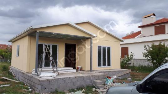Düzce prefabrik ev fiyatları - Adapazarı prefabrik ev fiyatları - Dış Cephe