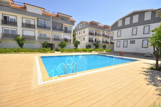 Manavgat Ilıca'da Satılık havuzlu köşe dubleks - Yüzme Havuzu