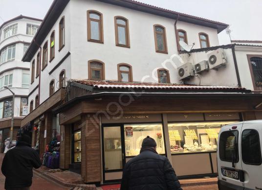 Bolu Merkez Büyükcami'de Satılık Komple Bina