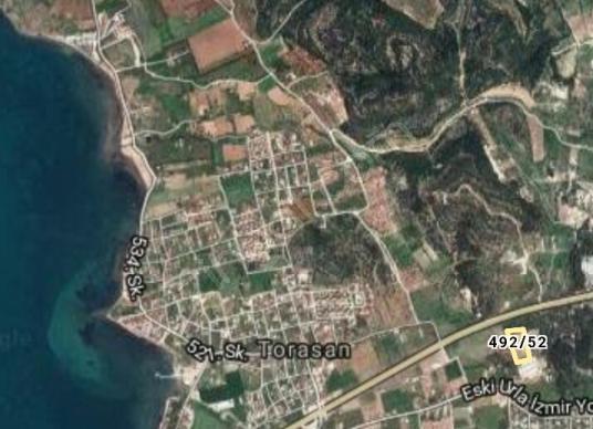Urla Altıntaş'da Deniz e Yakın  Satılık 9 Dönüm Arazi - undefined