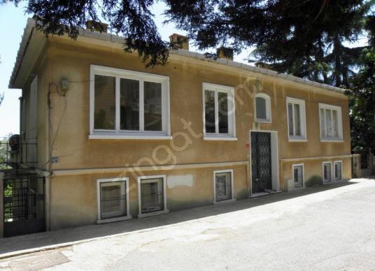 heybeli cenneti ve 842 m2 bahçeli manzaralı müstakil bina - Dış Cephe