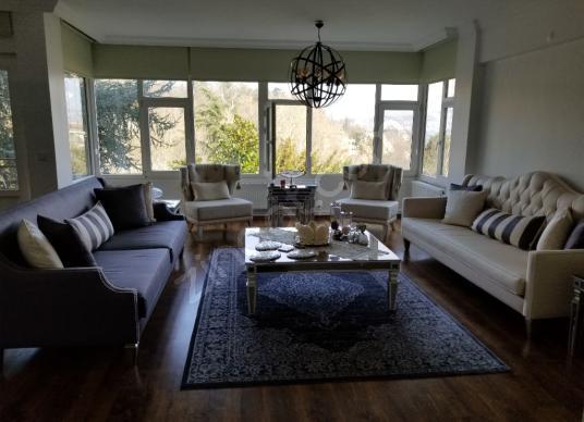 Emirgan Korusuna Komşu,Boğaz Manzaralı Ferah 3+1 Daire 185 m2