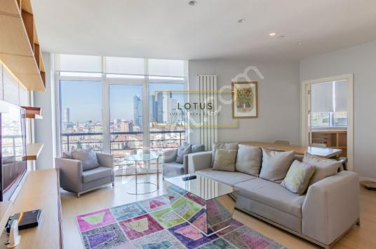 Selenium Panorama Residence Kiralık Mobilyalı Şık Daire - Oda