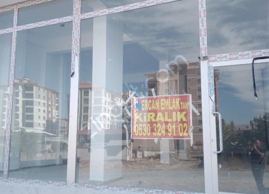 ERCAN EMLAK Yeşilyurt Tecde'de KİRALIK DÜKKANLAR - Sokak Cadde Görünümü