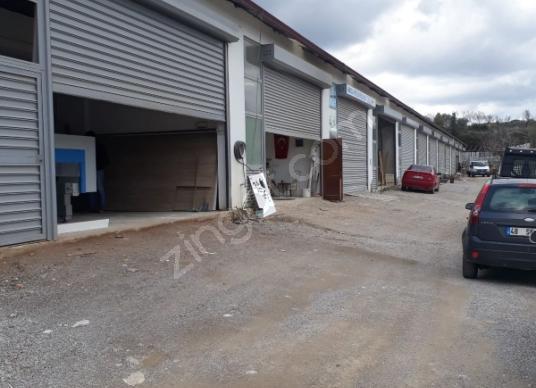 Datça Reşadiye'de Satılık  dükkan marangozlar sanayi sitesinde