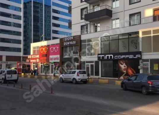 KOMISYON YOK DUNYA HASTANESİ KARŞISINDA KIRALIK DUKKAN - Sokak Cadde Görünümü