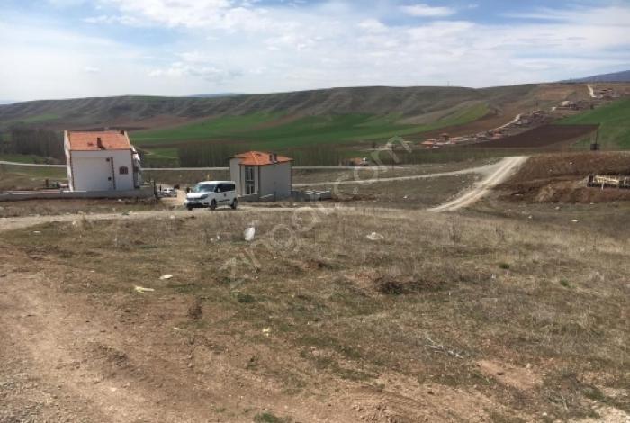 Bezgin Emlaktan Osmancık Yolunda İmarlı Tek Tapulu Villa Arsası