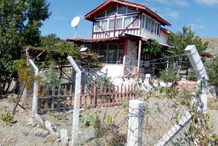 Çorum Merkez Büget Köyü Satılık Bağ Parseli