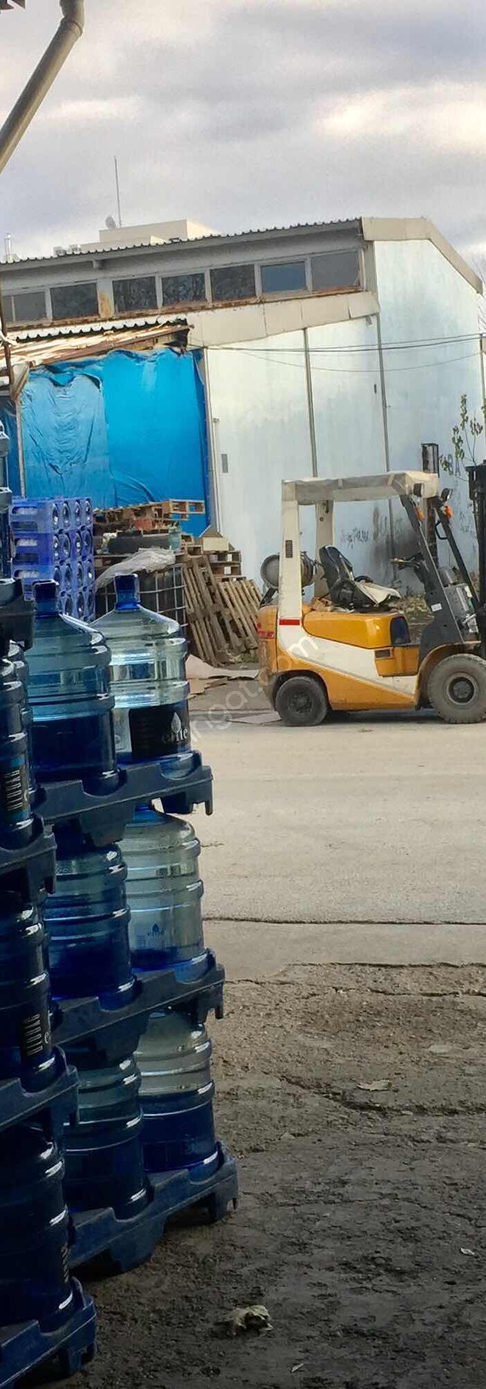 Koçtürk Emlak -Edirneden Yeni Sanayi Sitesinde Satılık Depo