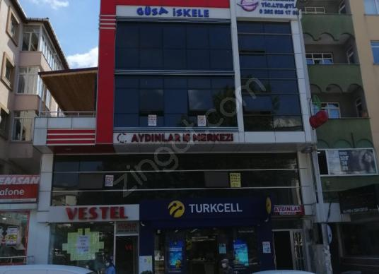 MİMAR SİNAN'DA ANA CADDE ÜZERİ KİRALIK OFİS EMEK EMLAKTAN İŞ-381