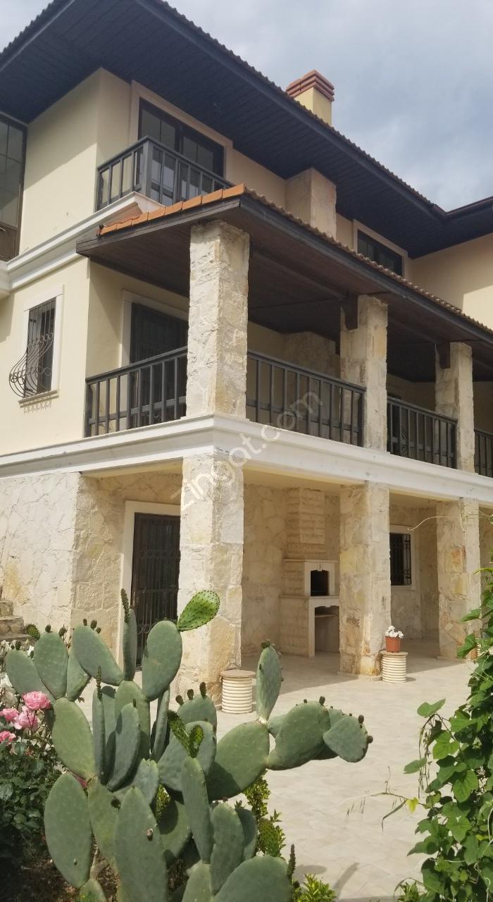 Re/max Aktif'den Beldibi Gökbelde Satılık Muhteşem Villa