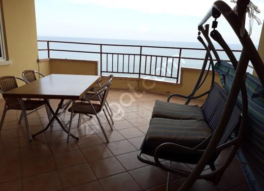 AYLIK flamingo 4.de deniz ve havuza hakim 3+1 özel 16 kat - Balkon - Teras