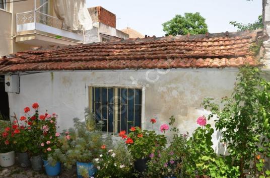 Selçuk'ta Butik oteller bölgesinde Satılık Arsa ve Ev