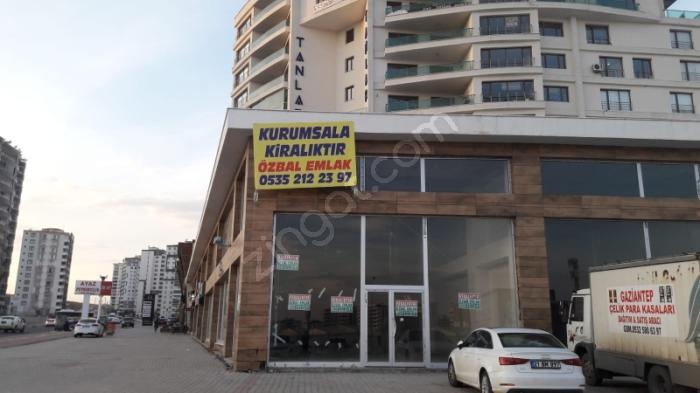 Urfa Yolu Üzeri Tanlar Altı Kiralık Dükkan