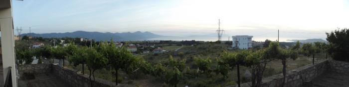 Köy Havasında Panaromik Deniz Manzaralı Müstakil Ev !!