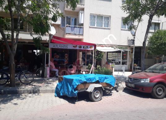 KARŞIYAKA BERRİN TAŞANDA SATILIK İŞYERİ DÜKKAN - Sokak Cadde Görünümü
