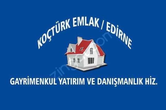 Koçtürk Emlak/Edirneden Satılık Mecidiye Köyü Saros Körfezi İmar - Logo