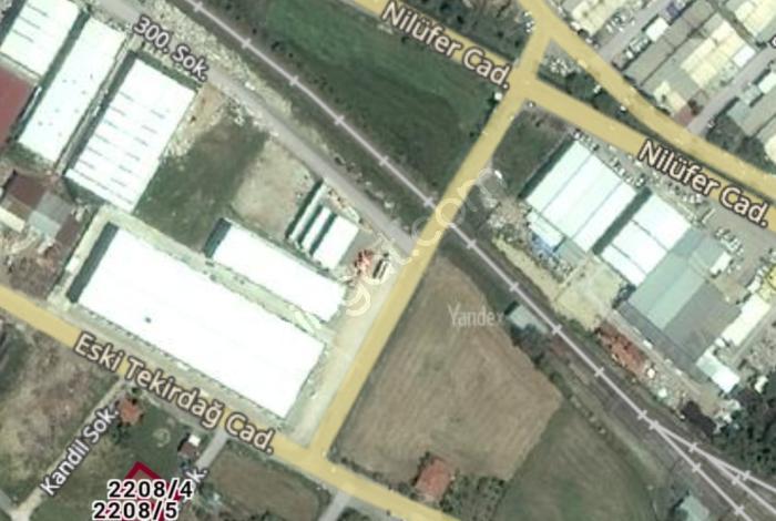 1195 000 Tl Edirne A Plus Kent Önünde Satılık 3 Adet Arsa