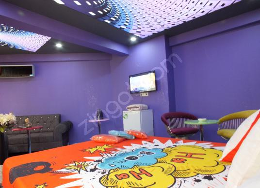 89 square meters 1+1 bedrooms Apartment For Sale in Osmangazi, Bursa - Yatak Odası