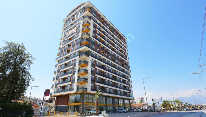 City Tower Antalya Kepez'de Satılık 2+1 Yeni Daire