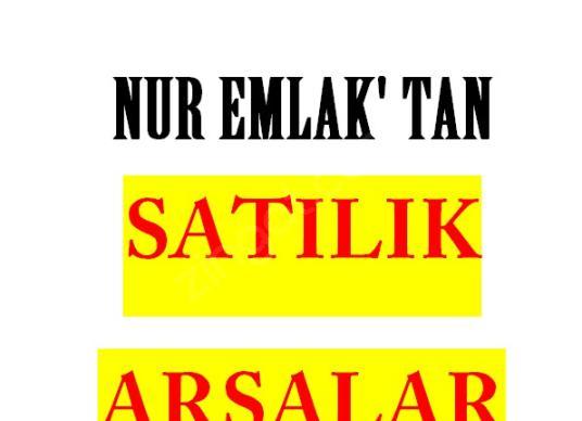 NUR EMLAKTAN SATILIK ARSALAR - Logo