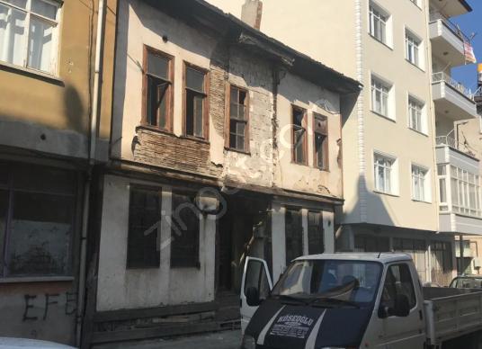 EN GÜZEL YERDE,3 KATA İMARLI SATILIK ARSA..