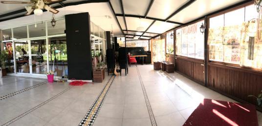 BURHANİYE'DE 140 m² KÖŞEDE KİRALIK DÜKKAN