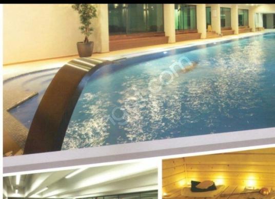 DİPLOMAT KİRACILARIN OTURDUĞU YÜKSEK KİRA GETİRİLİ REZİDANSTA - Yüzme Havuzu