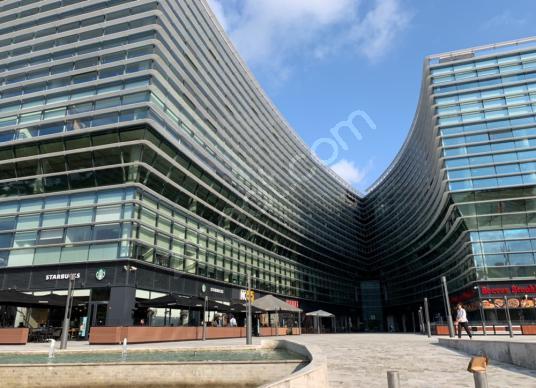 Premier Kampüs Ofis Kiralık Dekorlu 138 m2