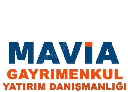MAVİA'DAN MOLLA GÜRANİ MAHALLESİNDE TİCARİ İMARLI SATILIK ARSA - Logo