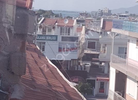 Dikili İsmetpaşa'da Satılık Dublex daire - Manzara