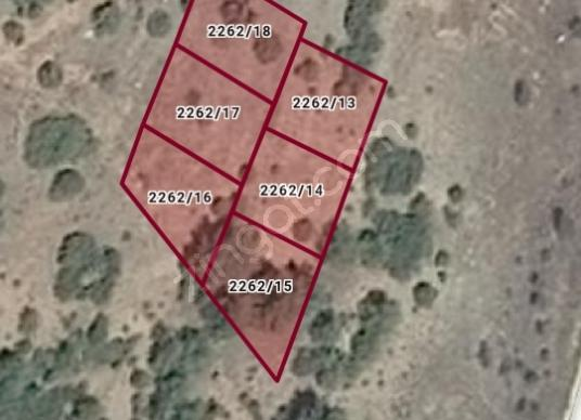 Uşak Hacikadem Mevkinde 250-290 M2 Müstakil Ev Arsalari - Kat Planı