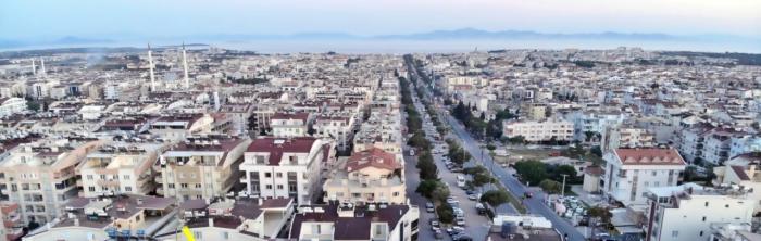 Didim Yeni Mahallede Satılık Asansörlü 3+1 2.kat Masrafsız Daire