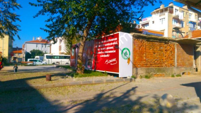 Edirne Kaleiçi'nde Satılık Apartman İnşaatı Eskidji'den