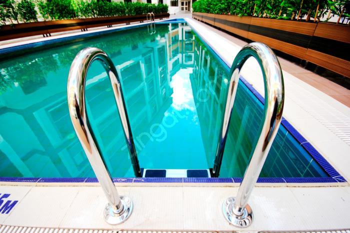 Aktiften Bomba Akçayda *0,79 Faiz Oranlı*havuzlu Çift Banyolu2+1